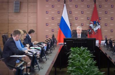 Мэр Москвы Сергей Собянин: Ликвидаторам аварии на ЧАЭС положены дополнительные выплаты