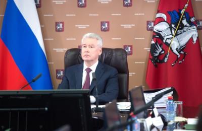 Мэр Москвы Сергей Собянин одобрил снижение ставок арендной платы за земельные участки