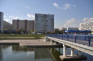 Молодежная палата предложила свое видение развития Братеевского пруда