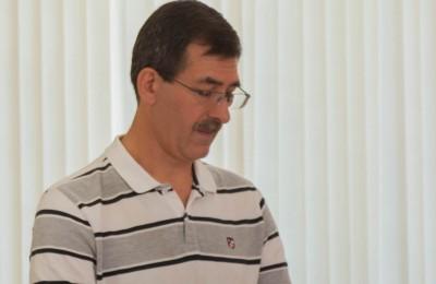 Депутат муниципального округа, председатель общественной организации «Автолюбители Братеево» Александр Серегин
