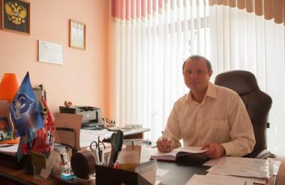 Депутат муниципального округа Братеево Дмитрий Волков