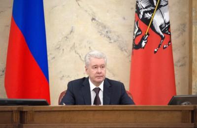 Мэр Москвы Сергей Собянин рассказал, что более 23 тысяч ветеранов получат выплату к 74-й годовщине битвы под Москвой
