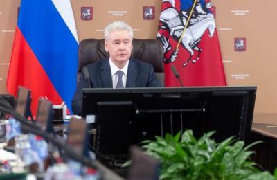 Сергей Собянин рассказал, что в Москве утвержден регламент перевода жилых помещений в нежилые