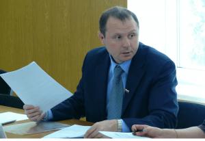 Депутат муниципального округа Братеево, заместитель директора школы № 867 Дмитрий Волков