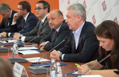Мэр Москвы Сергей Собянин рассказал, что доходы от парковок пойдут на благоустройство районов