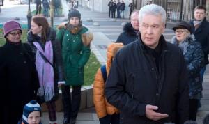Мэр Москвы Сергей Собянин рассказал о благоустройстве Новослободской и Долгоруковской улиц