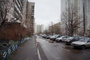 Парковочные места по просьбе жителей