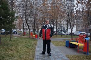Сергей Димура уже семь лет является общественным советником главы управы района Братеево