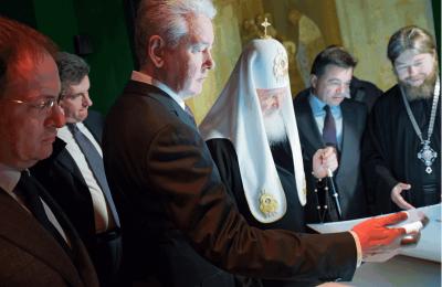 Сергей Собянин рассказал об открытии в Москве парка русской истории