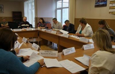 Депутаты обсудили изменения в схеме размещения нестационарных торговых объектов в районе Братеево