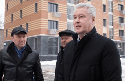 Сергей Собянин рассказал о строительстве детских садов и школ в Москве