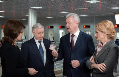Сергей Собянин обсудил налоговые льготы для промышленных предприятий