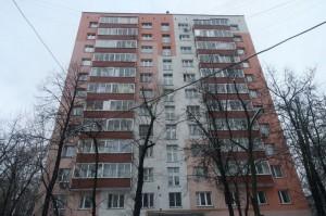 Дом на улице Медиков