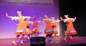 Праздничный концерт в районе Братеево