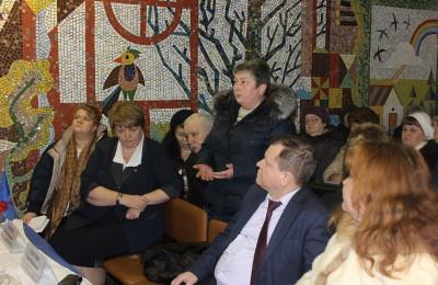 Жителям района Братеево рассказали про льготы на капитальный ремонт