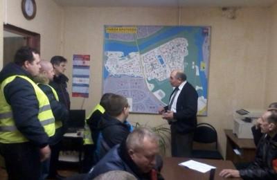 Молодежная палата района Братеево приняла участие в очередном рейде «Безопасной столицы»
