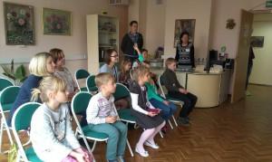 Для детей района проведут урок о Москве