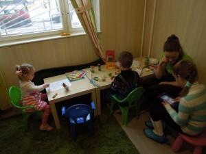 В психологическом центре «Точка Б» пройдет праздник для школьников и их родителей