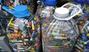 Школьники Южного округа собрали 35 кг батареек