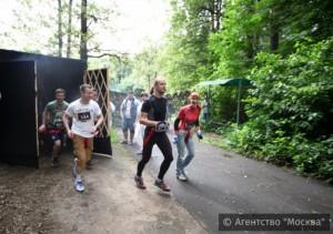 В парке Сосенки проведут семейный кросс