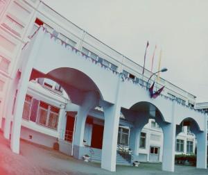Одна из школ в районе Братеево