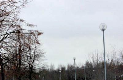 Фонарное освещение в районе Братеево было восстановлено