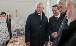 """Собянин: Начался завершающий этап строительства парка """"Зарядье"""""""