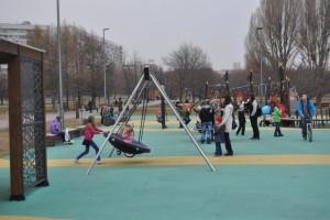 Парк Садовники в ЮАО