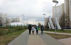 В районе Братеево пройдет проверка спортивных объектов