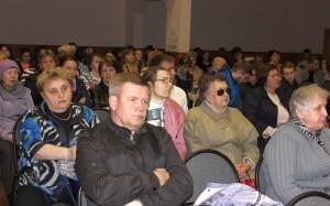 Жители района Братеево на встрече с главой управы