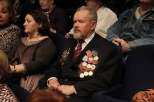Ветераны в Театриуме на Серпуховке