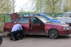 Автовладелец в районе Братеево