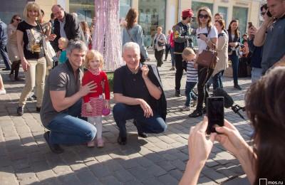 Мэр Москвы Сергей Собянин дал старт программе Московская смена