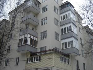 Улица Серпуховской Вал, дом 12 в Даниловском районе