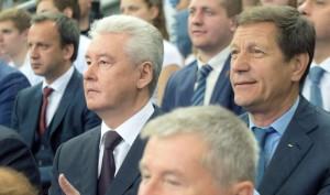 В Москве стартовал Чемпионат мира по современному пятиборью, который отрыл сегодня лично Сергей Собянин