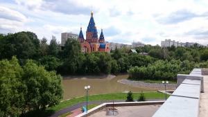 Чертановский пруд