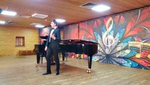 Детский творческий концерт в ЮАО