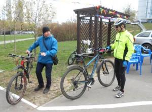 Велопробег в ЮАО