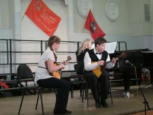 Музыкальный детский концерт