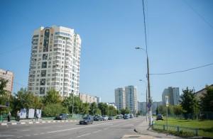 Улица Братеевская