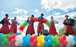 Фестиваль Славянский базар в районе Братеево в прошлом году