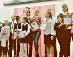 Участники окружного конкурса Пегасы Москвы