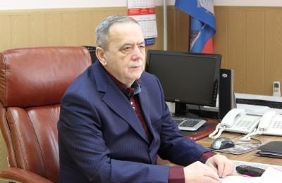 Руководитель аппарата Совета депутатов муниципального округа Братеево Василий Митрюк