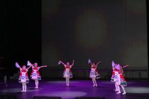 Танцевальный концерт в ЮАО