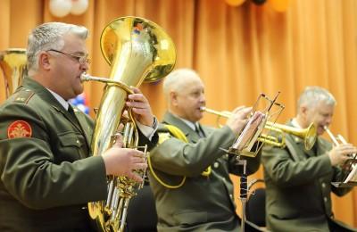 Праздничный концерт в честь Дня призывника в районе Братеево