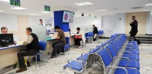 В московском управлении Госавтоинспекции открыли новый зал для приема посетителей
