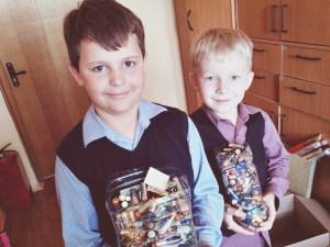 Ученики школы №1034