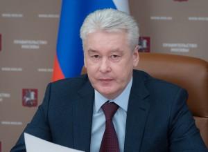 Сергей Собянин рассказал о том, что единовременная выплата ветеранам увеличена в 2 раза