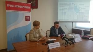 Марианна Максимовская и Евгений Брюн