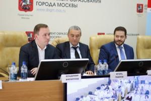 Заместитель главы Департамента культуры столицы Владимир Филиппов